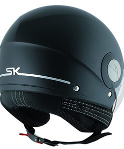 CASCO SHARK SK EASY MAT NEGRO MATE2
