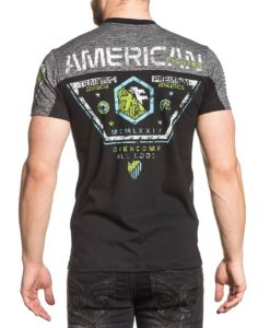 American-Fighter-Mens-Ryder-Reflective-Tee-Shirt-Black-1